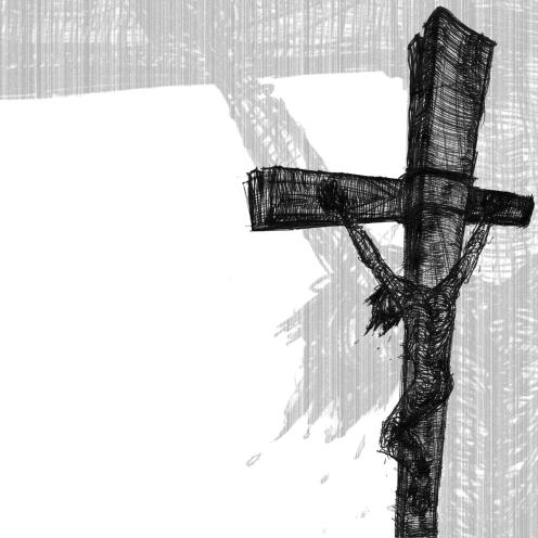 Crucifixión -fondo de pantalla 2-